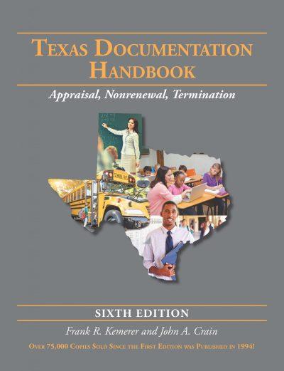 Texas Documentation Handbook cover