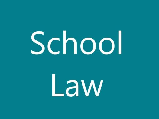 School Law
