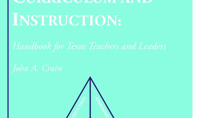 Interview with John Crain: Author of The Essential Guide to High Quality Curriculum & Instruction