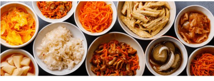 Салаты по-корейски и рецепты.