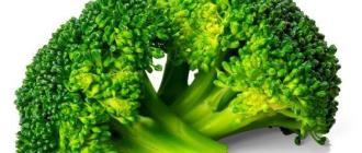 Брокколи полезные свойства