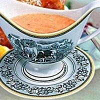 Красный соус к шашлыку
