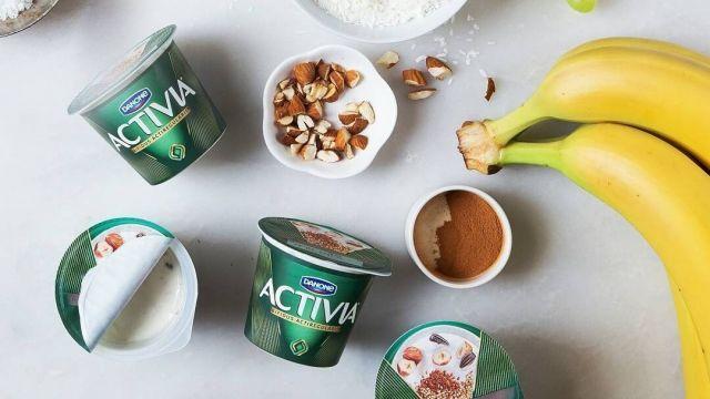 Queda nas vendas de laticínios faz Danone considerar lançar iogurtes veganos