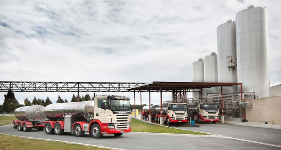 Fonterra had talks with Westland