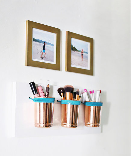 leather-copper-organizer-diy