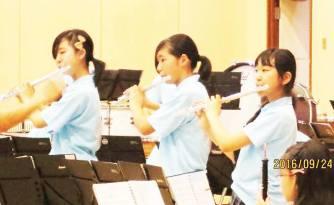 荏田南中学校 吹奏楽部