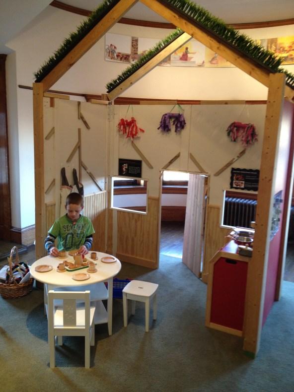 Build Plans Building A Castle Playhouse DIY Kids Wood