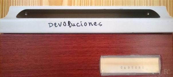 Devoluciones