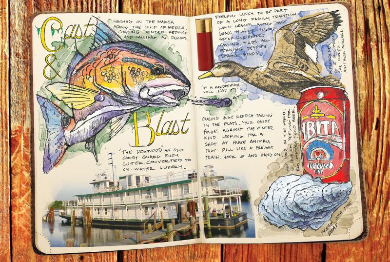 flyfishing journal