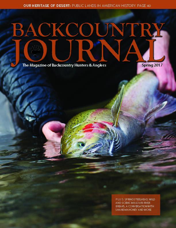 backcountry hunters anglers
