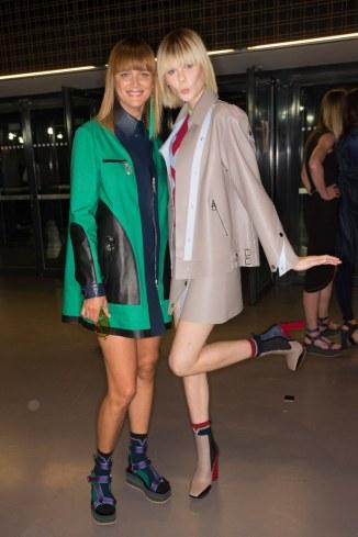 Carmen Kass ja Alex I Foto: erakogu
