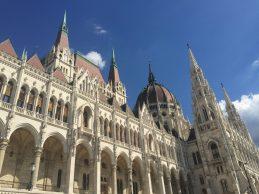 Ungari Houses Of Parliament koopia. I Foto: Kadri Kroon, erakogu