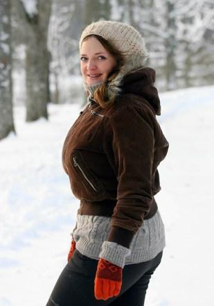 Hedvig Hanson I Foto: Elmo Riig