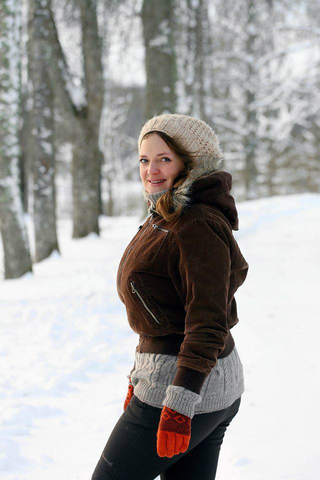 Hedvig Hanson I Foto Elmo Riig