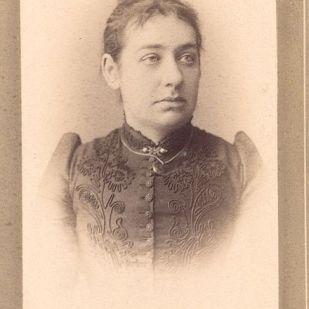 Elisabeth Aspe. I Foto: Wikipedia