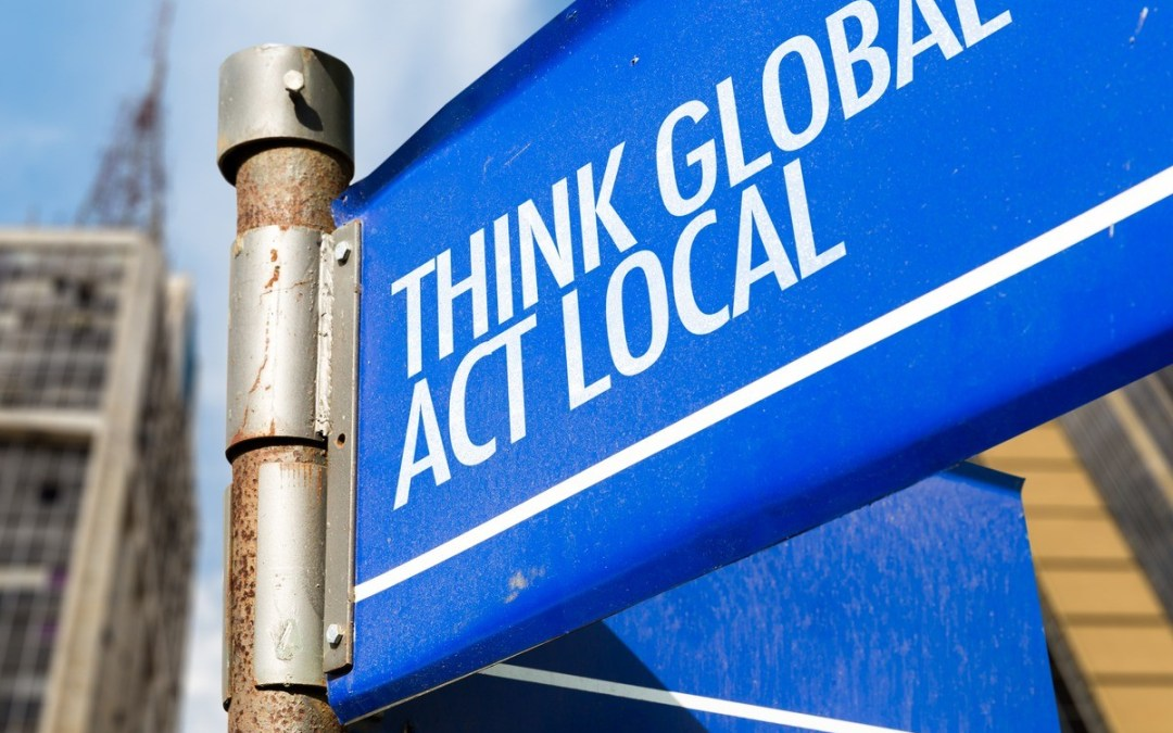 The Leadership Impact of Local Community on a Global Scale