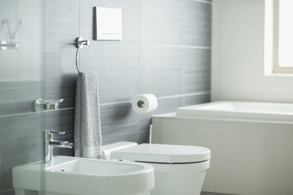 Bidets have never really caught on in the United States in the past, but now that high tech toilets can come with a bidet feature, they're slowly rising in popularity, according to Houzz.