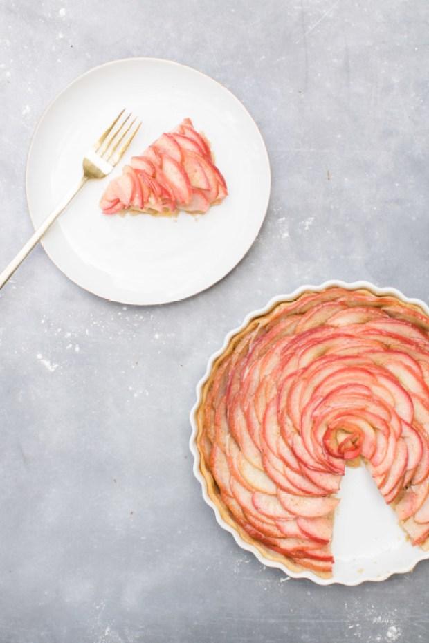 Blooming Apple Pie