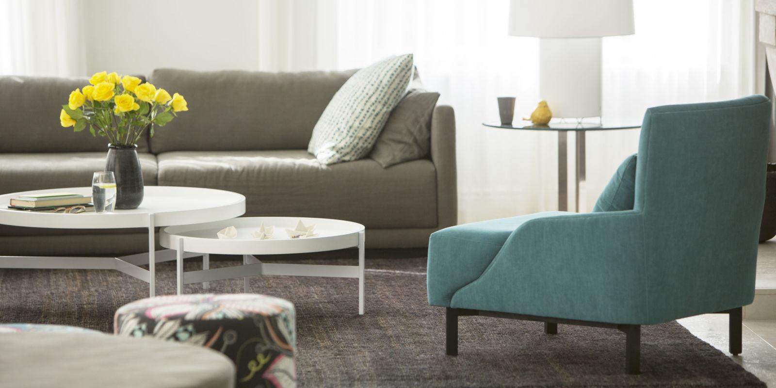 How To Arrange Living Room