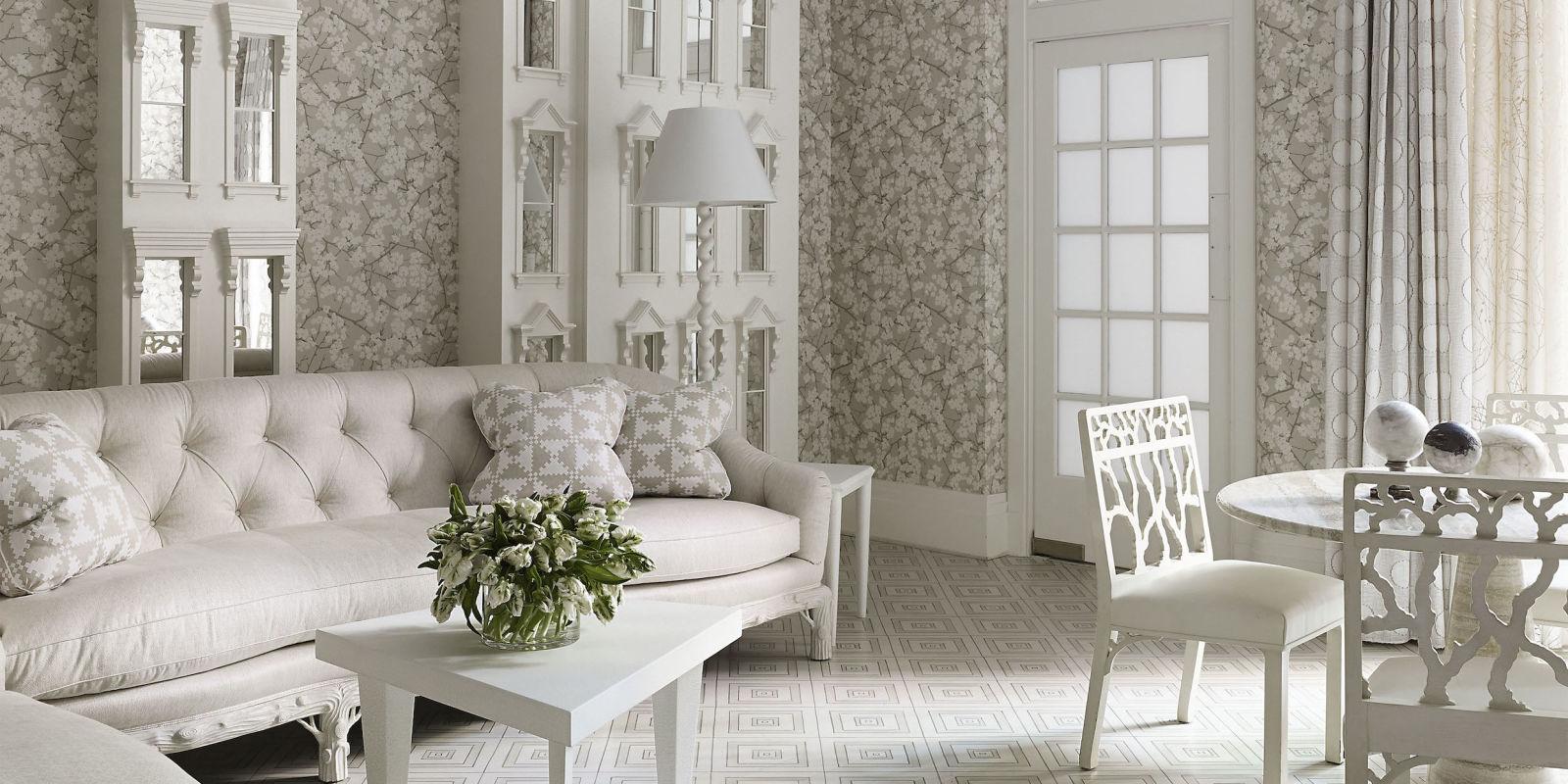 20 White Living Room Furniture Ideas