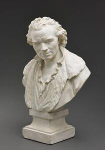 Buste de Charles de Wailly