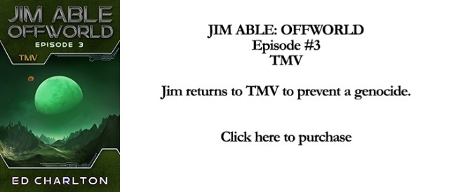 Purchase Jim Able: Offworld Episode #3 - TMV