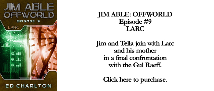 Purchase Jim Able: Offworld Larc