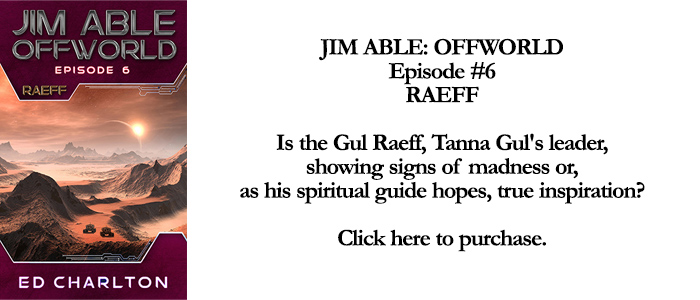 Purchase Jim Able: Offworld Raeff