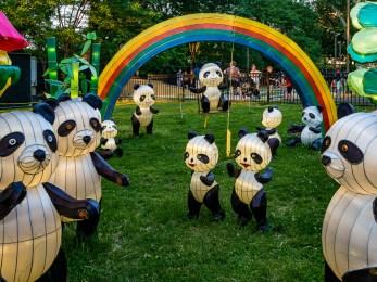 Pandas at Play