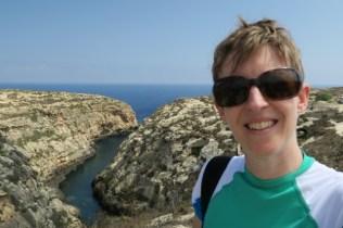 Wied il-Għasri Gorge