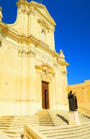 Church inside citadel