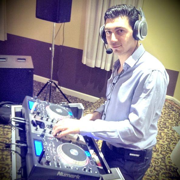 DJ Eddie in Surrey BC