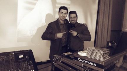 DJ Eddie & Drummer Sargon