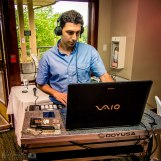 DJ at Quilchena Golf & Country Club