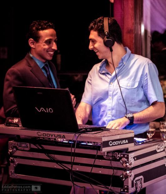DJ Eddie & Hussien the MC