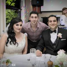 Congratulations Moe & Hala on your wedding