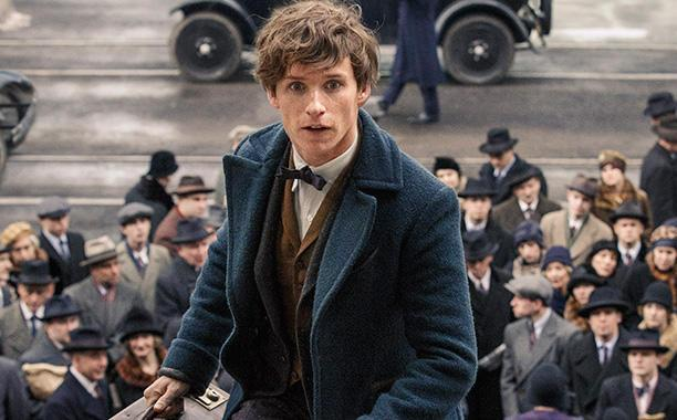Image result for eddie redmayne fantastic beast