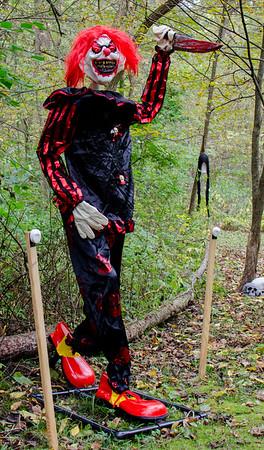 2014 Halloween Decoration - Killer Clown