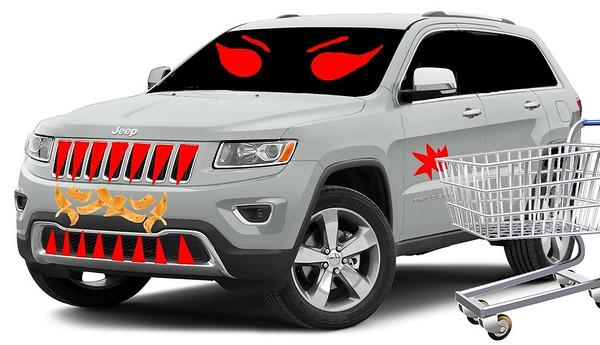 Killer Jeep