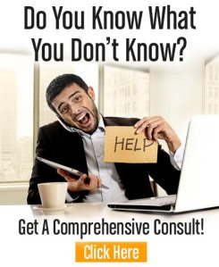 Get A Comprehensive Consult!