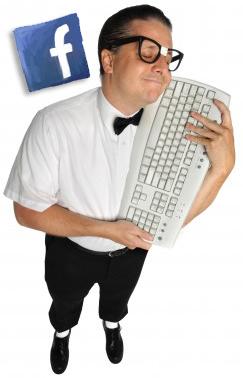 Facebook-nerd