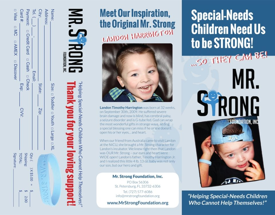 Mr Strong Foundation