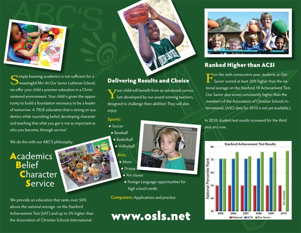OSLS New Brochure