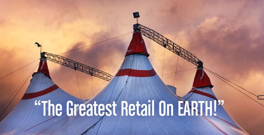 Pop-Up Retailers