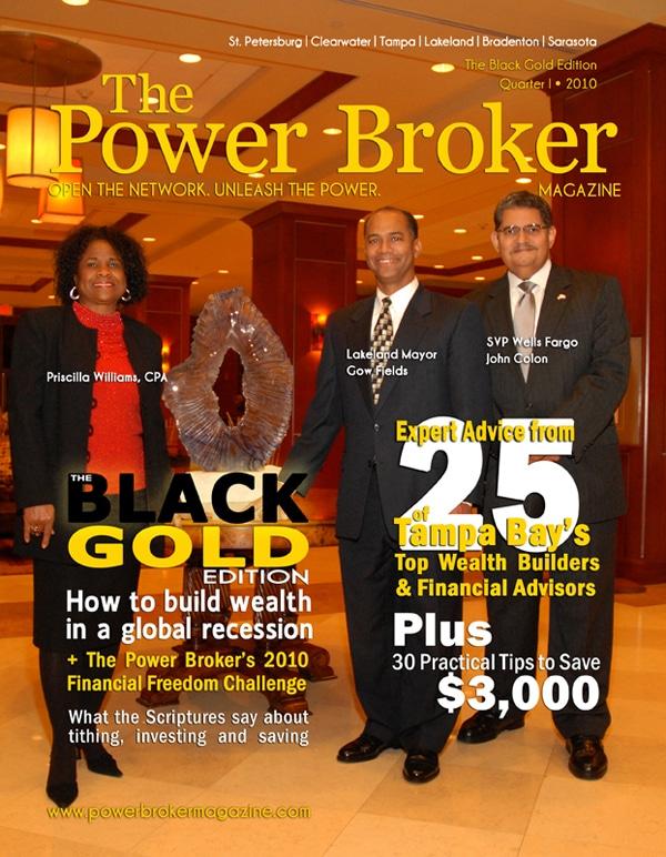 Power Broker Magazine