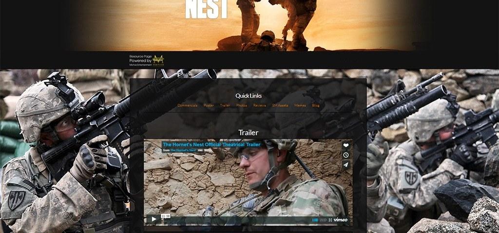 The Hornets Nest Movie