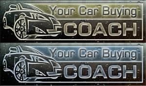 Your car buying coach glass logo