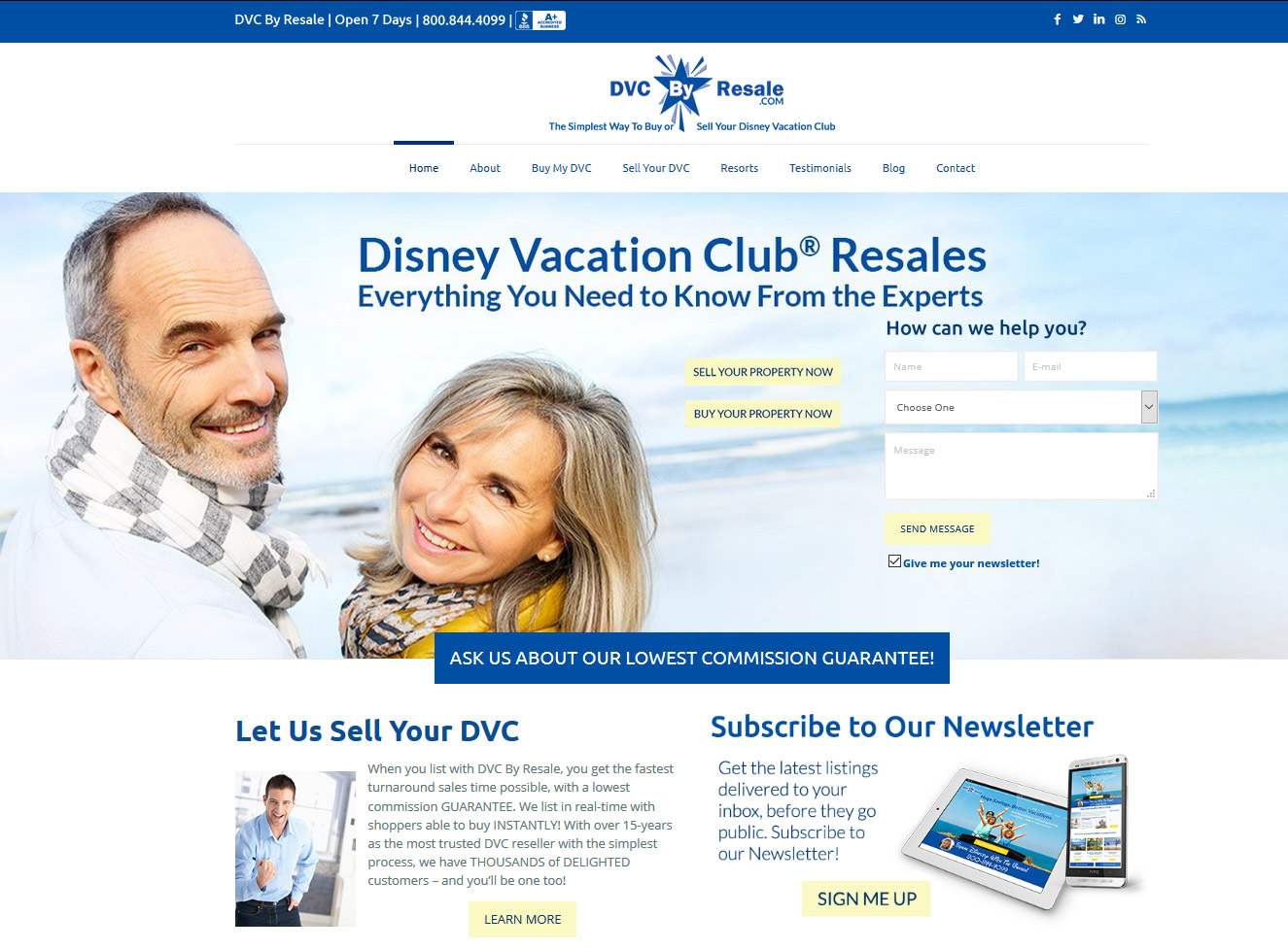 DVC By Resale