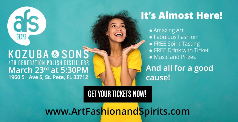 Art, Fashion and Spirits 2019