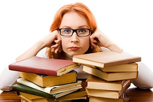 frustrated author